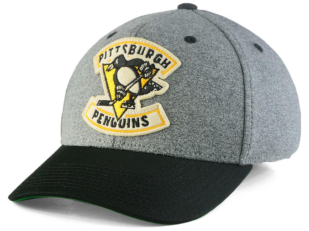 Pittsburgh Penguins CCM NHL CCM Structured Flex Cap  79a9ebd62e2d