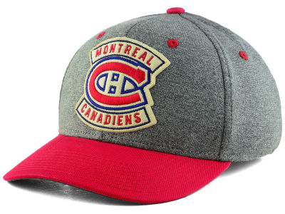 Montreal Canadiens CCM NHL M942Z Structured Flex Cap
