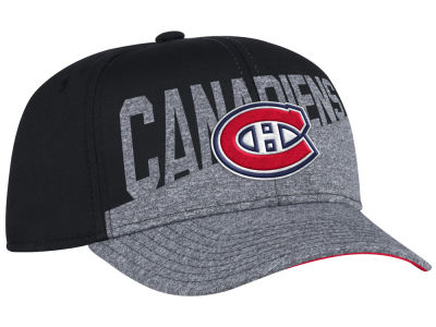Montreal Canadiens adidas NHL Slashing Adjustable Cap
