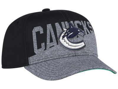 Vancouver Canucks adidas NHL Slashing Adjustable Cap