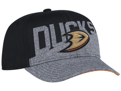 Anaheim Ducks adidas NHL Slashing Adjustable Cap