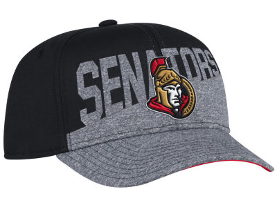 Ottawa Senators adidas NHL Slashing Adjustable Cap