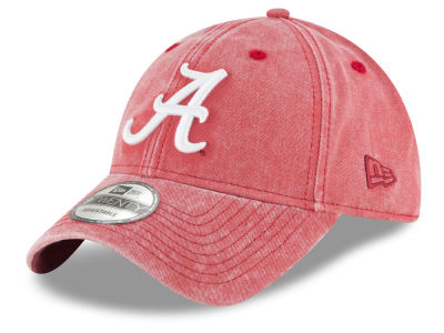 Alabama Crimson Tide New Era NCAA Italian Wash 9TWENTY Cap