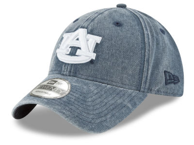 Auburn Tigers New Era NCAA Italian Wash 9TWENTY Cap