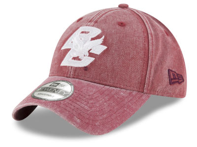Boston College Eagles New Era NCAA Italian Wash 9TWENTY Cap