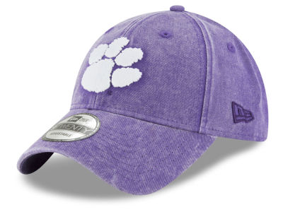 Clemson Tigers New Era NCAA Italian Wash 9TWENTY Cap