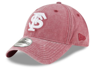 Florida State Seminoles New Era NCAA Italian Wash 9TWENTY Cap