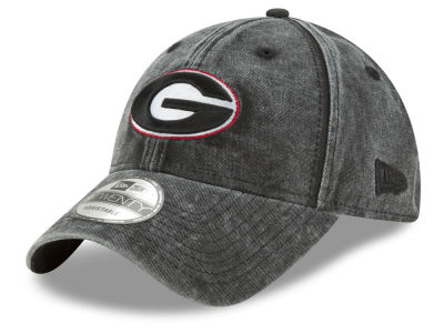Georgia Bulldogs New Era NCAA Italian Wash 9TWENTY Cap