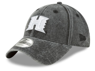 Hawaii Warriors New Era NCAA Italian Wash 9TWENTY Cap