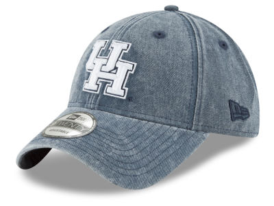 Houston Cougars New Era NCAA Italian Wash 9TWENTY Cap