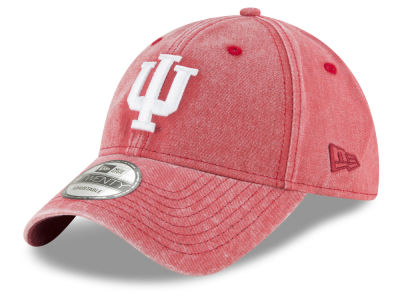 Indiana Hoosiers New Era NCAA Italian Wash 9TWENTY Cap