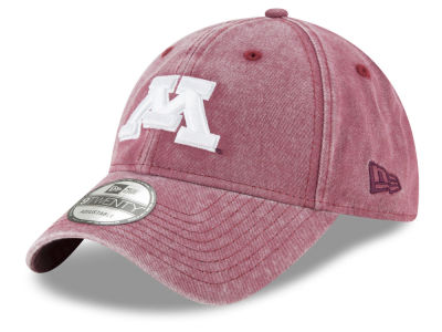 Minnesota Golden Gophers New Era NCAA Italian Wash 9TWENTY Cap