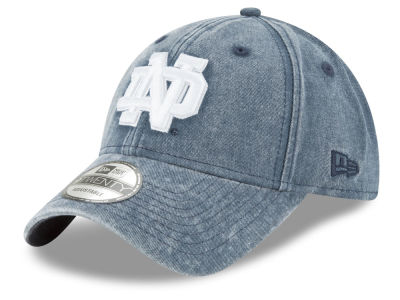 Notre Dame Fighting Irish New Era NCAA Italian Wash 9TWENTY Cap