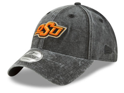Oklahoma State Cowboys New Era NCAA Italian Wash 9TWENTY Cap
