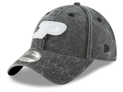 Purdue Boilermakers New Era NCAA Italian Wash 9TWENTY Cap