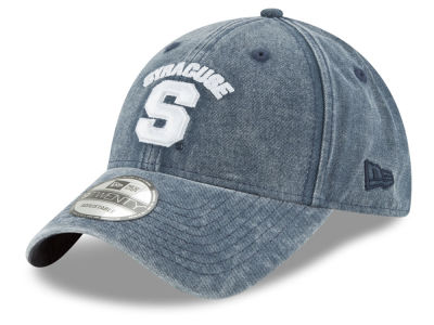 Syracuse Orange New Era NCAA Italian Wash 9TWENTY Cap