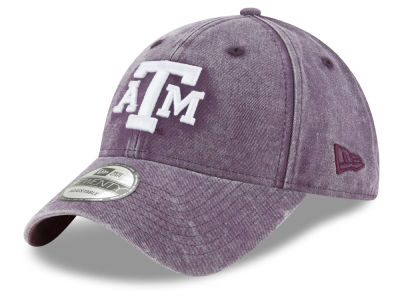 Texas A&M Aggies New Era NCAA Italian Wash 9TWENTY Cap