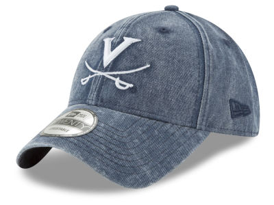 Virginia Cavaliers New Era NCAA Italian Wash 9TWENTY Cap