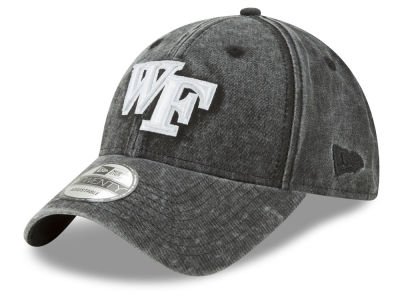 Wake Forest Demon Deacons New Era NCAA Italian Wash 9TWENTY Cap