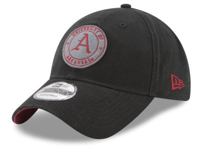 Arkansas Razorbacks New Era NCAA Varsity Patch 9TWENTY Cap