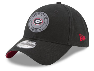 Georgia Bulldogs New Era NCAA Varsity Patch 9TWENTY Cap