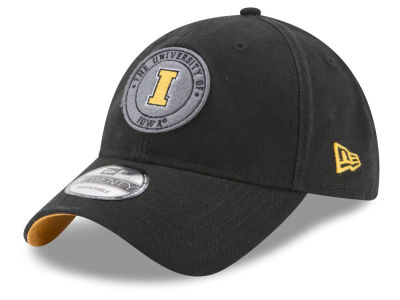 Iowa Hawkeyes New Era NCAA Varsity Patch 9TWENTY Cap