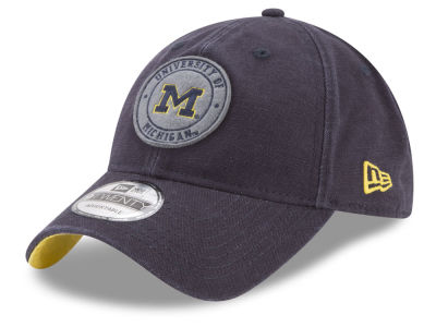 Michigan Wolverines New Era NCAA Varsity Patch 9TWENTY Cap