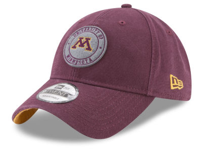 Minnesota Golden Gophers New Era NCAA Varsity Patch 9TWENTY Cap
