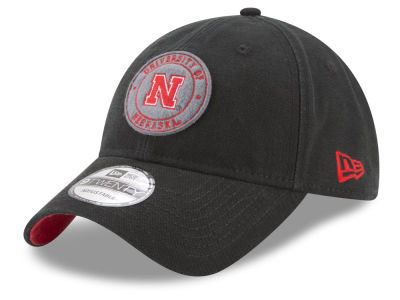 Nebraska Cornhuskers New Era NCAA Varsity Patch 9TWENTY Cap