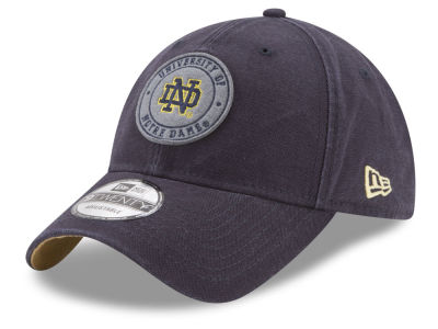 Notre Dame Fighting Irish New Era NCAA Varsity Patch 9TWENTY Cap