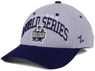 Zephyr 2017 NCAA College World Series Action Sport Cap