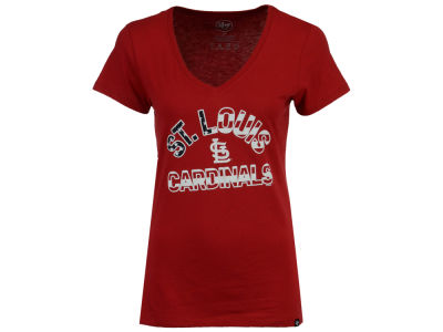 St. Louis Cardinals '47 MLB Women's Americana T-Shirt