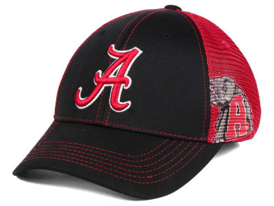 Alabama Crimson Tide Top of the World NCAA Peakout Stretch Cap