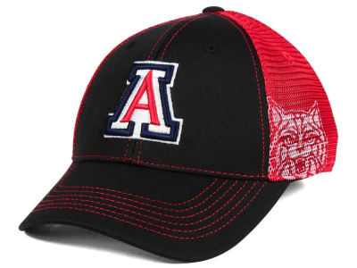 Arizona Wildcats Top of the World NCAA Peakout Stretch Cap