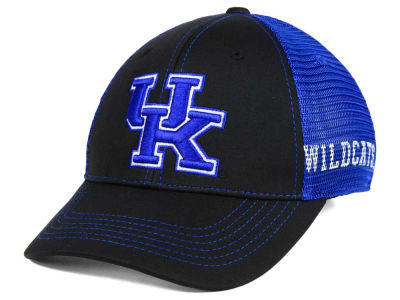 Kentucky Wildcats Top of the World NCAA Peakout Stretch Cap