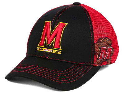Maryland Terrapins Top of the World NCAA Peakout Stretch Cap