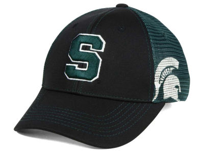 Michigan State Spartans Top of the World NCAA Peakout Stretch Cap