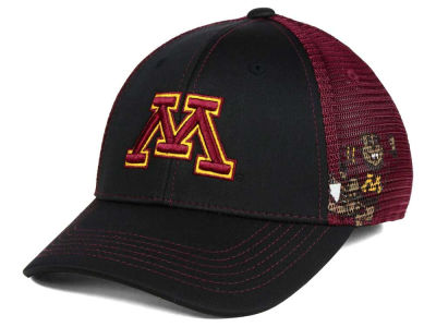 Minnesota Golden Gophers Top of the World NCAA Peakout Stretch Cap