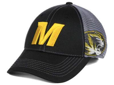 Missouri Tigers Top of the World NCAA Peakout Stretch Cap