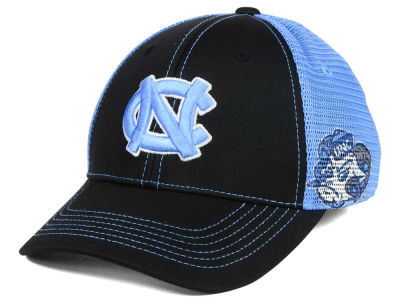 North Carolina Tar Heels Top of the World NCAA Peakout Stretch Cap