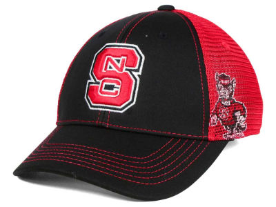 North Carolina State Wolfpack Top of the World NCAA Peakout Stretch Cap