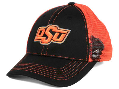 Oklahoma State Cowboys Top of the World NCAA Peakout Stretch Cap