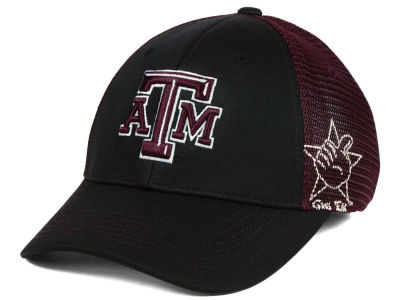 Texas A&M Aggies Top of the World NCAA Peakout Stretch Cap
