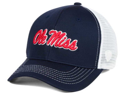 Ole Miss Rebels Top of the World NCAA Ranger Adjustable Cap