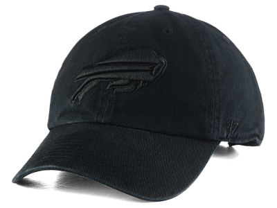 Buffalo Bills '47 NFL Black CLEAN UP Cap