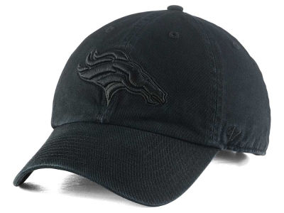Denver Broncos '47 NFL Black CLEAN UP Cap