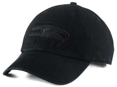 NFL Black CLEAN UP Cap