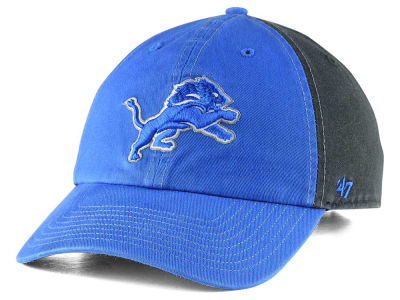 Detroit Lions '47 NFL Transition CLEAN UP Cap