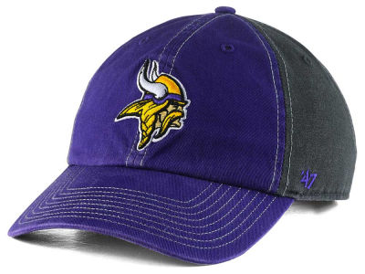 Minnesota Vikings '47 NFL Transition CLEAN UP Cap