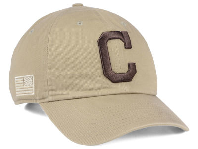 Cleveland Indians Nike MLB Memorial Day Adjustable Cap